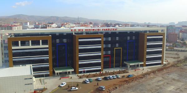 Üniversite Eğitim Binaları Spor Tesisleri